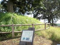 錦田の一里塚跡