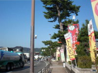 東海道残り松