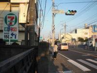 国道一号線[心泉学園入口]信号 東海道本線 二宮駅最寄り