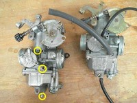 Exchange Carburetor