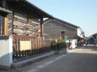 関宿 高札場