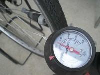 空気圧は正確に